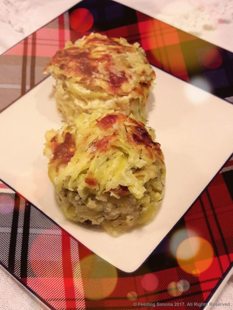Baked zucchini - Homemade Baby Food